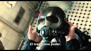 Ant-Man: El hombre hormiga - Tráiler Oficial (Subtitulado)