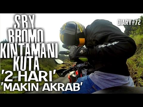 Hajar 600km GAK KERASA!! Bromo to Kuta with