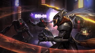 Repeat youtube video League of Legends PROJECT YI Login Theme
