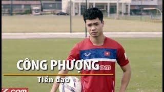 Đỗ Kim Phúc so tài bóng đá với Công Phượng , Đỗ Duy Mạnh ĐT Việt Nam