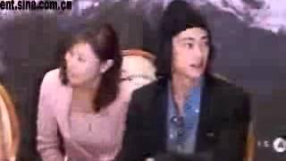 日期:2005-11-12 16:09:00 日本年輕影帝窪塚洋介出席電影《夢may的man...