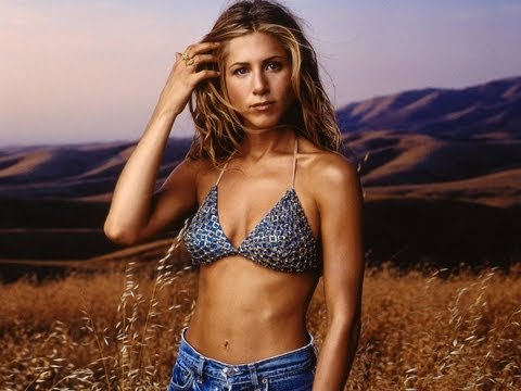 Jennifer Aniston Most Wanted Female Body! Meal Plan And Workout