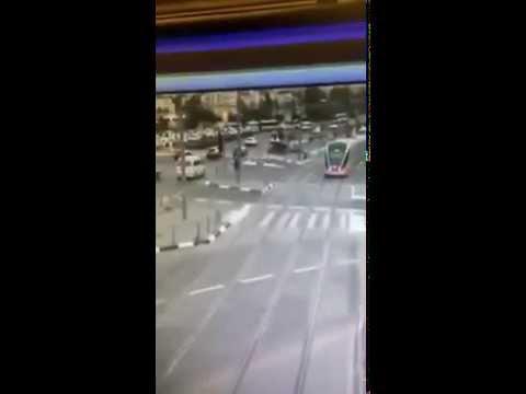 Jerusalem attack Oct 22, 2014.