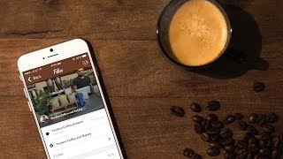 VUCAST: A student creates a new way to share your love of coffee!