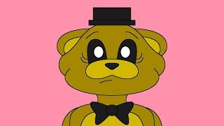 Minecraft Fnaf: Golden Freddy Is A Girl (Minecraft Roleplay)