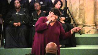 Chrystal Rucker ft. Prof. Ronnie Felder & The Voices of Inspiration