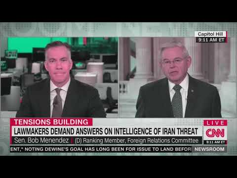 Bob Menendez: We don't need another 'weapons of mass destruction' moment with Iran