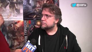 Wondercon 2013 - Guillermo Del Toro Interview