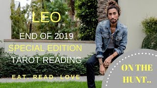 """LEO - """"WILL THE LION POUNCE"""" END OF 2019 SPECIAL EDITION TAROT READING"""