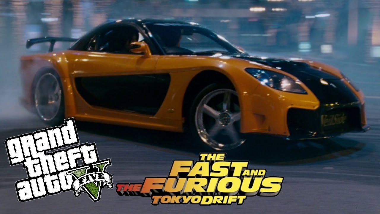 fast and furious tokyo