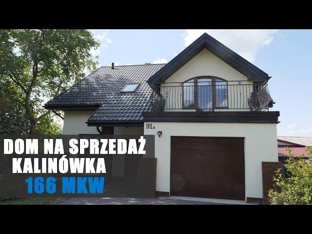Wyjątkowy dom na sprzedaż, Kalinówka k. Lublina
