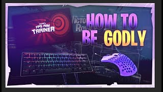 Comment viser comme Tfue et Shroud on Mouse and Keyboard (Fortnite Tips)