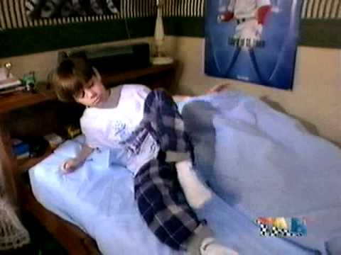 adult bed wetting sympton