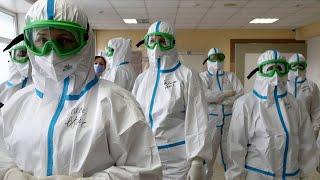 Адская нагрузка массовые заражения огромные риски Врачи и коронавирус