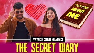 THE SECRET DIARY | Awanish Singh