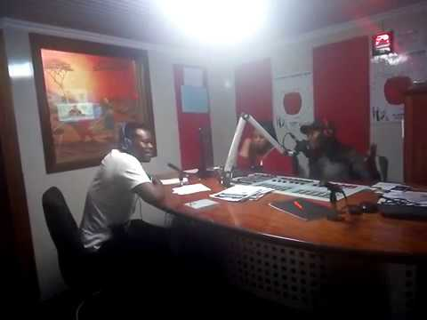 Afri in Pretoria SOSHANGUVE RADIO talks about Respecting women