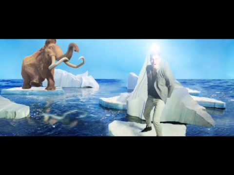 """The Wanted - """"Chasing the Sun"""" Ice Age 4: Continental Drift music video"""