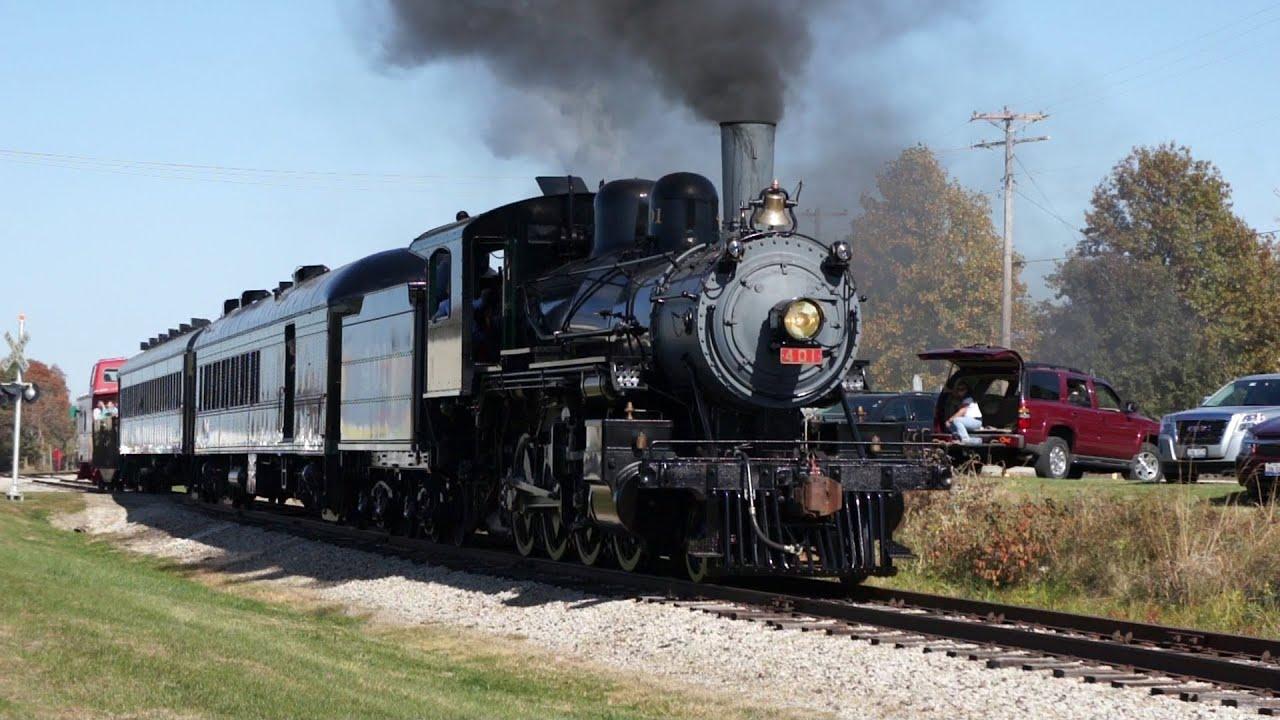 Railroad Days In Monticello | Along The Rails