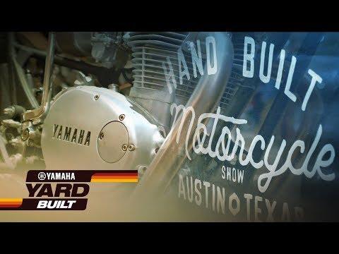 YAMAHA AT THE 2018 HANDBUILT MOTORCYLE SHOW – AUSTIN, TX
