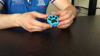 Обзор GPS-ошейника для средних и небольших животных (собак и кошек)