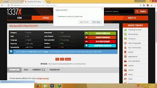 Easiest way to download torrent file with IDM 100% free  2017