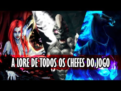 A Lore de todos os chefes do Devil May Cry 3