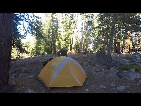 REI Half Dome 2 Tent Set-up
