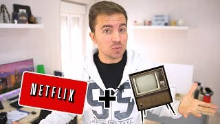5 Ideas para ver Netflix en un televisor sin Smart TV