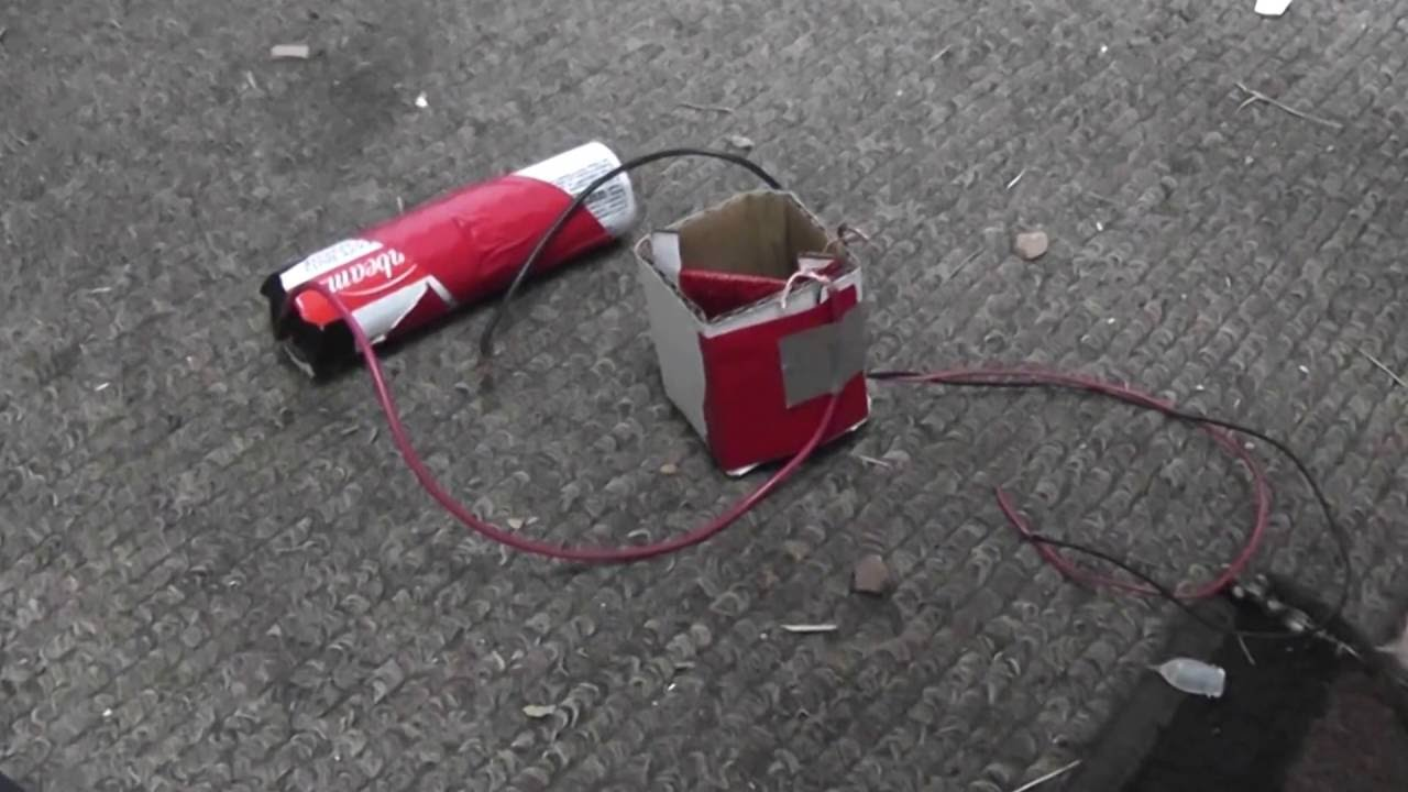 Diy Battery Operated Heater Youtube