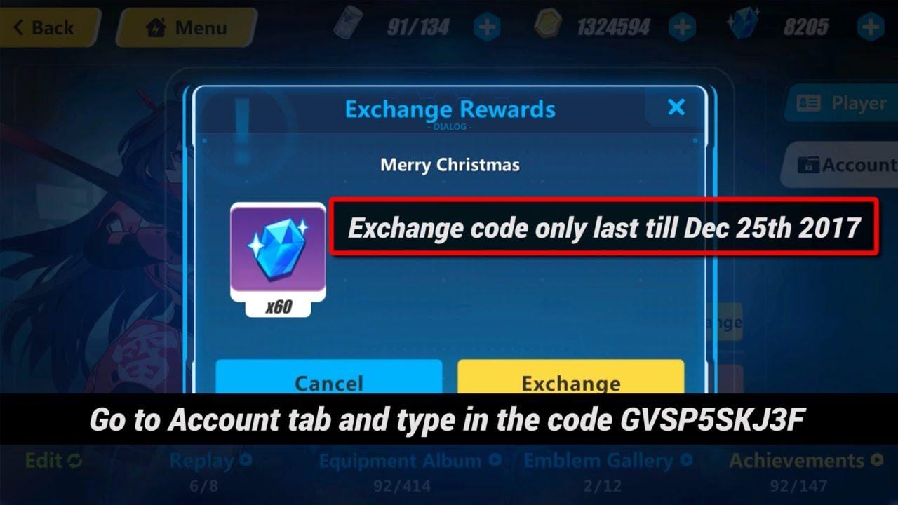 Honkai impact 3 sea3 christmas exchange code free crystal honkai impact 3 sea3 christmas exchange code free crystal stopboris Choice Image