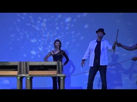Krendl Grand Illusion Show- Sawing Woman in Half thumbnail