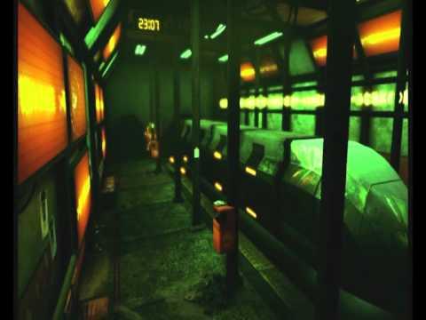 Japanese sci fi subway udk youtube for 11553 sunshine terrace
