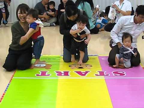 20151004 ららぽーと磐田 ハイハイレース