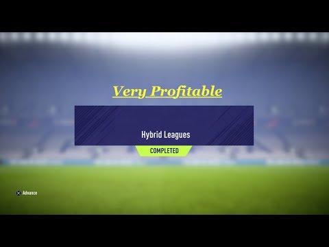FIFA 18 Hybrid Leagues SBC Cheapest Rare Five, Seven Suspects, Prime Nine, Squad Goals #FIFA18 #SBC
