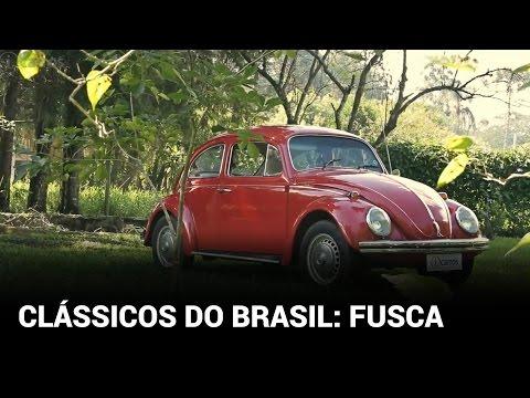 Volkswagen Fusca: cl�ssicos do Brasil