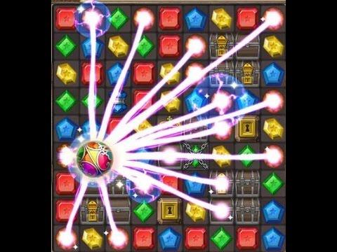 Игра Квест Храма с драгоценностями три в ряд на Андроид