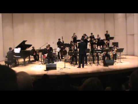 Esperanza High School Jazz 1 at the 2011 Reno Jazz...