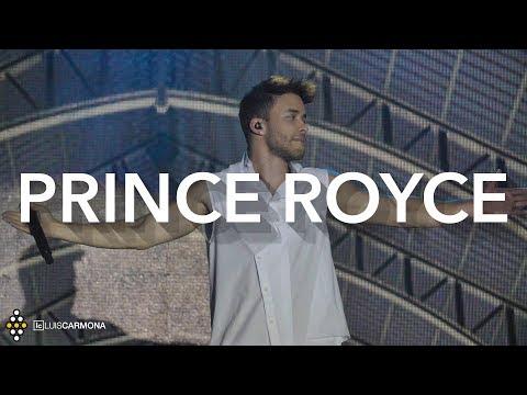 PRINCE ROYCE THE FILLMORE DENVER COLORADO