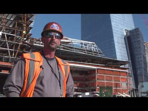 Hudson Yards Construction, New York City