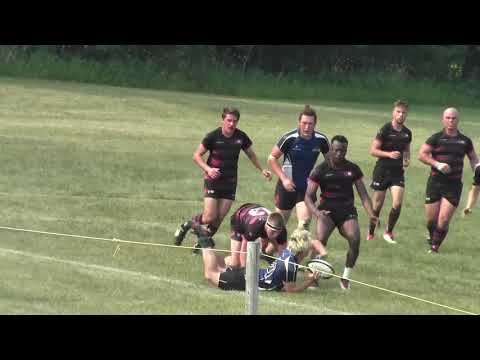 Sask Rugby U18 Men vs AB Black