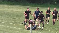 Sask Rugby U18 Men vs AB Black
