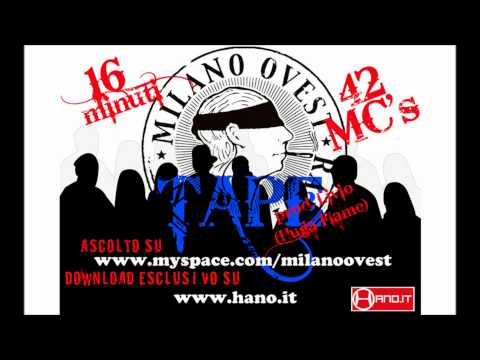 Milano Ovest Special Track - 42 Mc's - 16 minuti di canzone | Hip Hop Milano