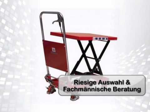 hydraulischer hubtisch hubwagen hubtischwagen 500kg. Black Bedroom Furniture Sets. Home Design Ideas