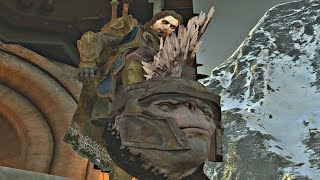 Shadow of War - MAX Level LEGENDARY Ologs Fortress Siege & Overlord Boss