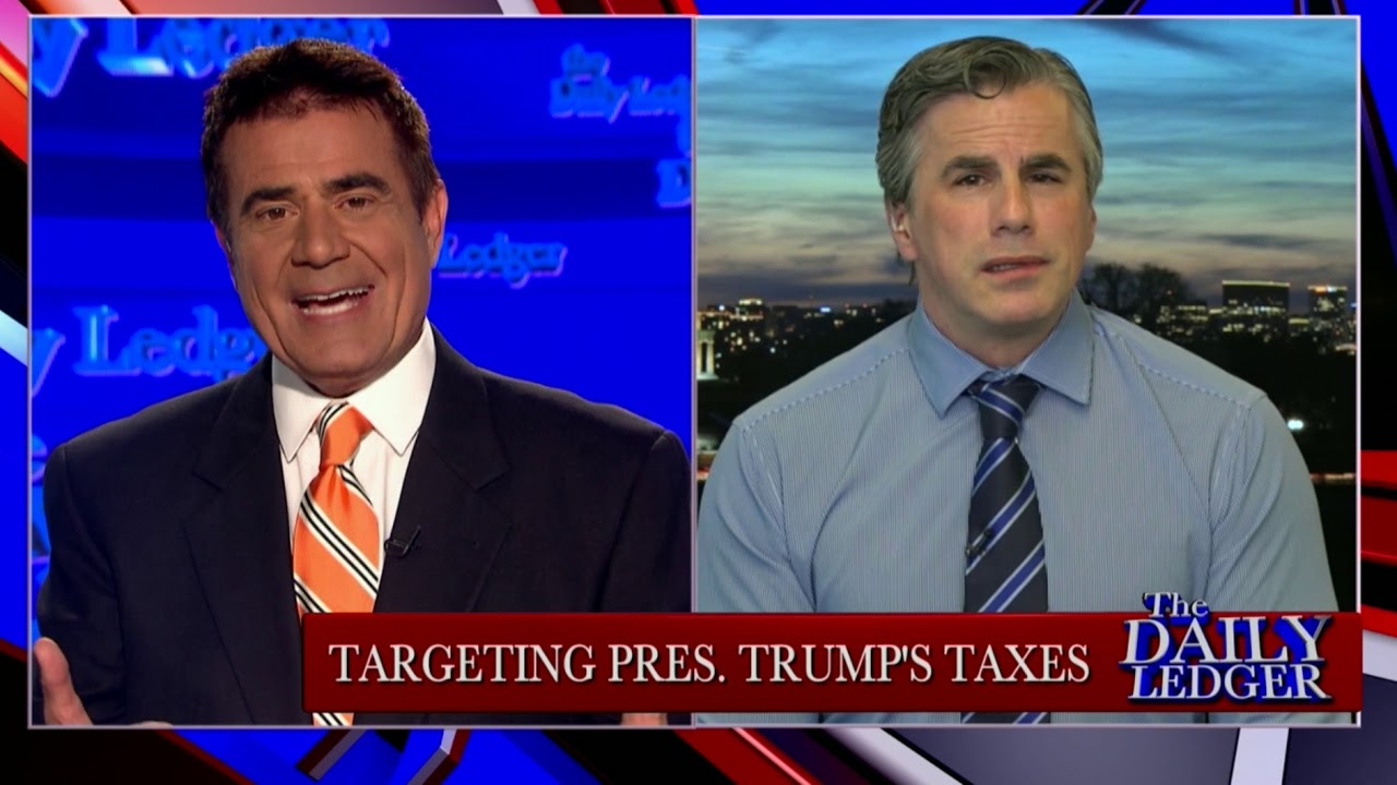 Judicial Watch President, Tom Fitton, on Trump Taxes & the Constitution