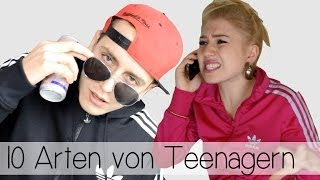 10 ARTEN VON TEENAGERN + Outtakes
