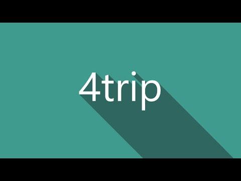 4trip - Vidéo De Présentation