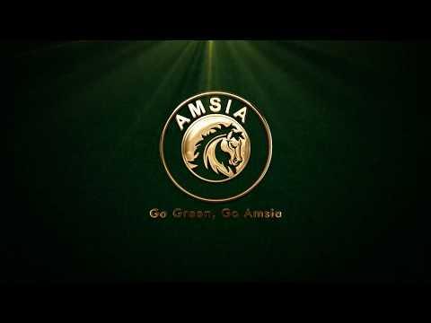 Go Green, Go Amsia Motors!
