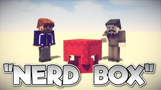 """Baixar """"Nerd Box"""" (Feat. Mumbo Jumbo) ▫ Minecraft Remix ▫ Music Video"""