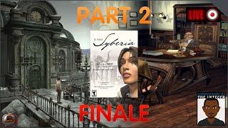 Syberia 1 Gameplay PC Part 2 [Ending]